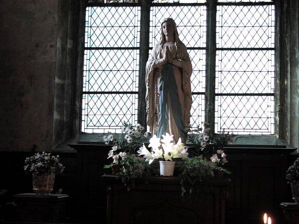 nhung buc tuong duc me dep tuyet my 17 - Những bức tượng Đức Mẹ đẹp tuyệt mỹ