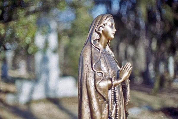nhung buc tuong duc me dep tuyet my 3 - Những bức tượng Đức Mẹ đẹp tuyệt mỹ