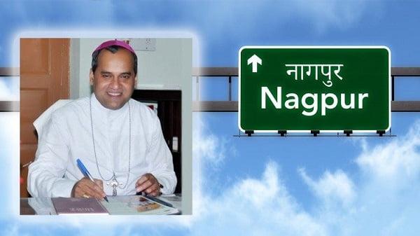 tan tong giam muc nagpur an do - Tân Tổng Giám mục Nagpur, Ấn Độ