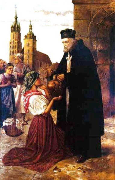 Thánh GIOAN KENTY - Linh Mục (1390-1473)