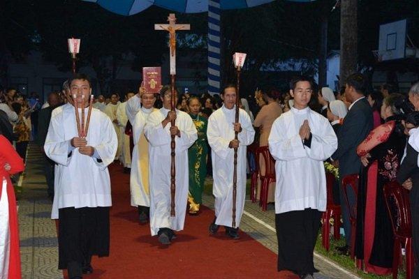 Thánh Lễ truyền chức Linh Mục – Dòng Tên Việt Nam 03.12.2018 1