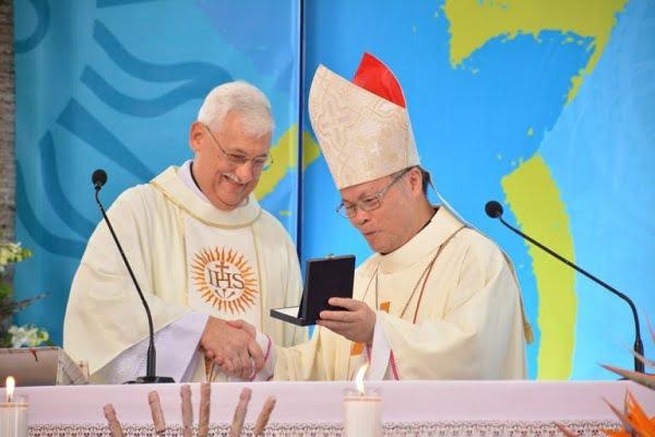 Thánh Lễ truyền chức Linh Mục – Dòng Tên Việt Nam 03.12.2018 11
