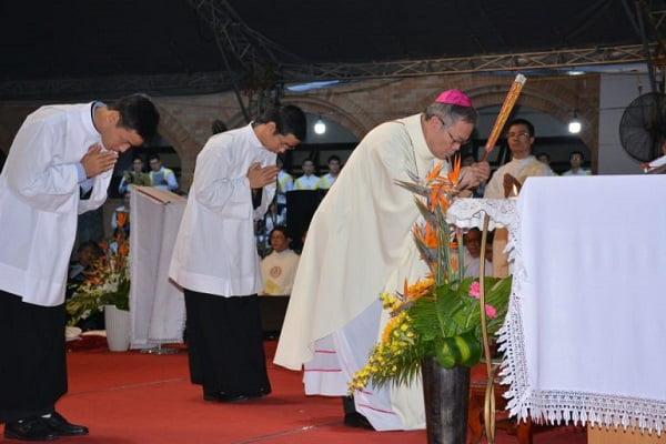 Thánh Lễ truyền chức Linh Mục – Dòng Tên Việt Nam 03.12.2018 2