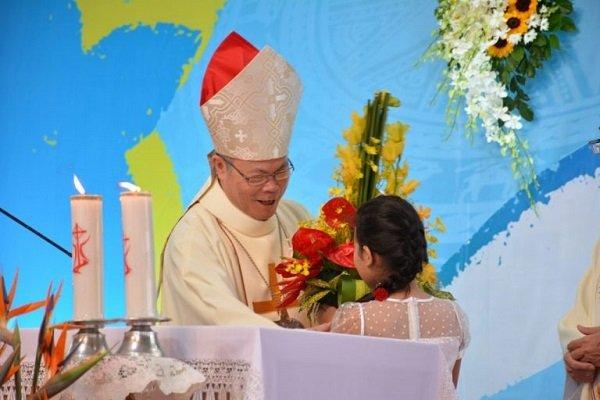 thanh le truyen chuc linh muc dong ten viet nam 03 12 2018 9 - Thánh Lễ truyền chức Linh Mục – Dòng Tên Việt Nam 03.12.2018