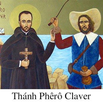Thánh Phêrô Claver