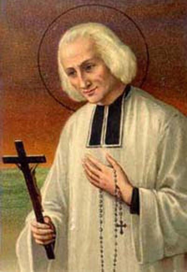 trai tim cua thanh gioan vianney thanh du my 2 - Trái tim của thánh Gioan Vianney thánh du Mỹ