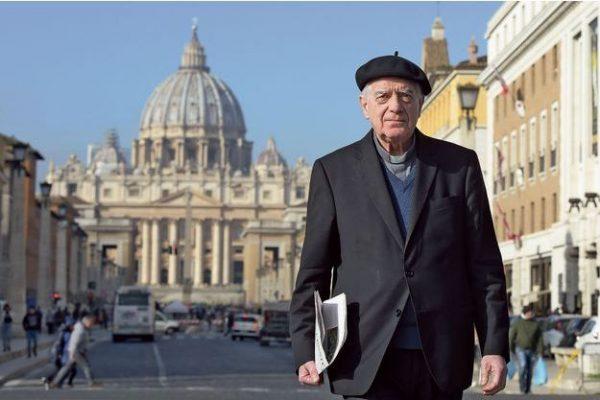 """federicolombardi 600x400 - Linh mục Lombardi: """"Vẫn còn những kẻ ấu dâm trong Giáo hội"""""""
