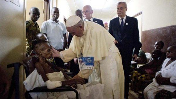 benh vien moi do y muon cua dgh se duoc khanh thanh o bangui 600x338 - Bệnh viện mới, do ý muốn của ĐGH, sẽ được khánh thành ở Bangui