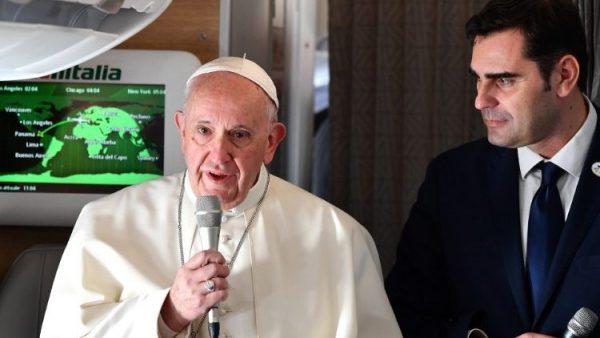 gisotti dtc phanxico la vi giao hoang yeu thuong nhan tu va can dam e1552703007412 - Gisotti: ĐTC Phanxicô là vị Giáo hoàng yêu thương, nhân từ và can đảm