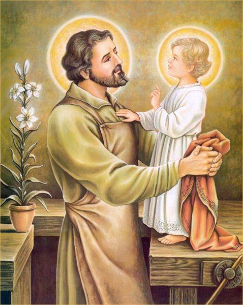 Thánh Giuse - Mẫu gương người gia trưởng tuyệt hảo