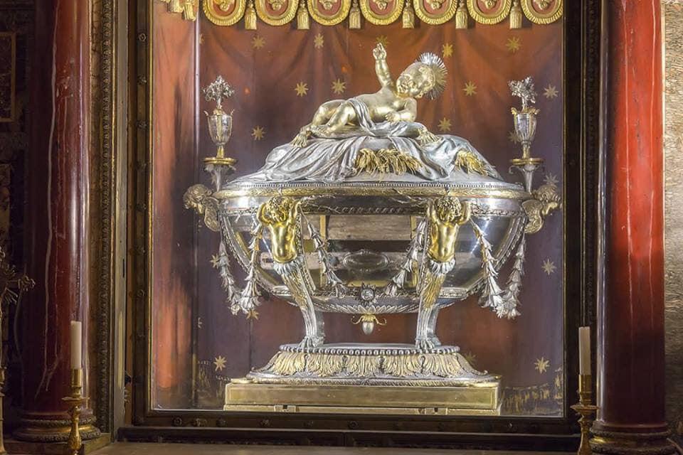 14 thanh tich ma chua giesu da de lai 12 - 14 Thánh Tích Mà Chúa Giêsu Đã Để Lại