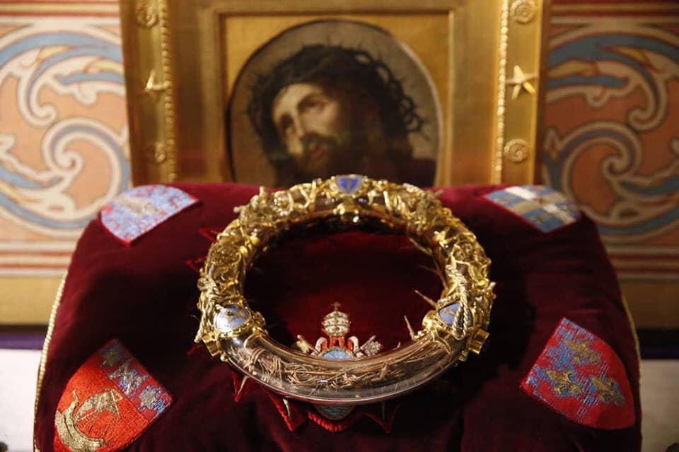 14 thanh tich ma chua giesu da de lai 3 - 14 Thánh Tích Mà Chúa Giêsu Đã Để Lại