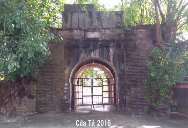 cong ta 2 e1555132628779 - Cổng tả thành cổ Bắc Ninh: Nơi 100 vị đầu mục tử đạo xưa và nay
