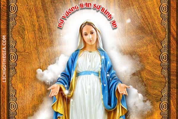 giai thich the nao cho nguoi ngoai cong giao ve tam quan trong cua me maria - Giải thích thế nào cho người ngoài Công Giáo về tầm quan trọng của Mẹ Maria?