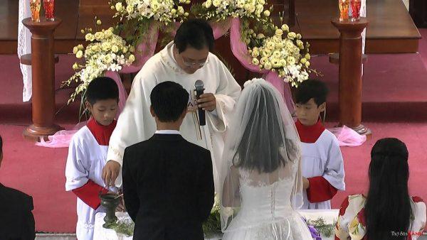 hon nhan cong giao net van hoa tot dep cua nhan loai 4 600x338 - Hôn nhân Công Giáo: Nét văn hóa tốt đẹp của nhân loại