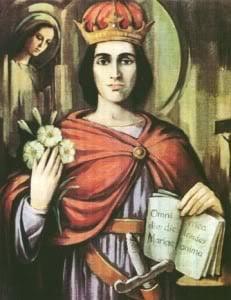 thanh casimiro 1458 1483 - Thánh CASIMIRÔ (1458-1483)