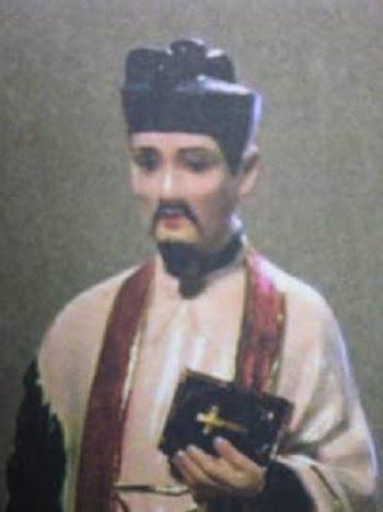 thanh laurenso nguyen van huong linh muc 1802 1856 - Thánh Laurensô NGUYỄN VĂN HƯỞNG, Linh mục (1802-1856)