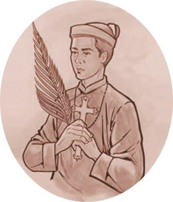 thanh mattheu le van gam thuong gia 1813 1847 - Thánh Matthêu LÊ VĂN GẪM, Thương Gia (1813 - 1847)