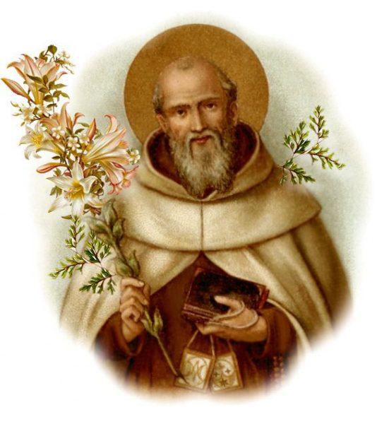 Thánh Simon Stock (1165-1265)