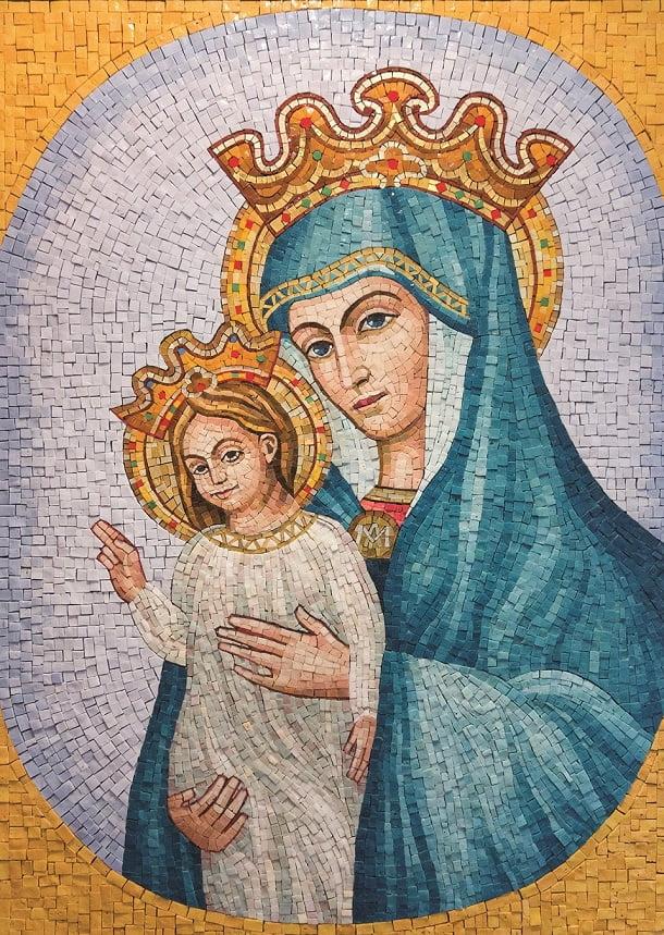 le duc trinh nu maria me hoi thanh - Lễ Đức Trinh Nữ Maria, Mẹ Hội Thánh