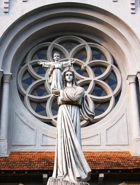 60 năm ngày Thành phố Hà Nội được dâng cho Đức Mẹ