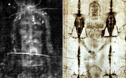 bi an muon doi khong giai ve tam vai liem thanh turin hinh 2 - 10 Phép lạ Thiên Chúa đã làm khiến khoa học không thể giải thích