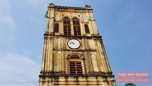 c0b94hp 600x338 - Nhà thờ Bùi Chu – Nhà thờ nổi tiếng bậc nhất ở Nam Định