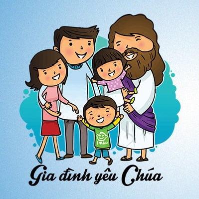 gia dinh yeu chua - Vai Trò Của Cha Mẹ Trong Việc Giáo Dục Đức Tin Trong Gia Đình Kitô Giáo