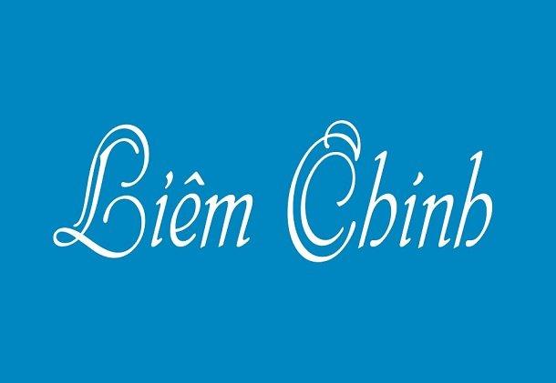 liem chinh - Liêm Chính