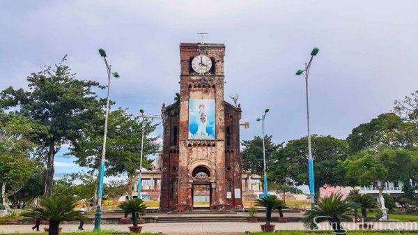 thanh dia la vang 600x337 - 4 Vương cung Thánh đường lớn nhất ở Việt Nam
