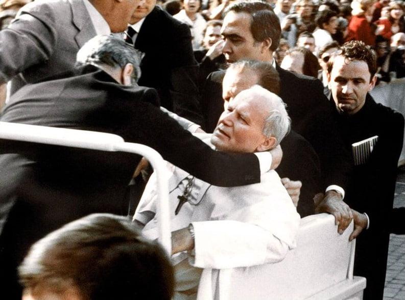 Tiến sĩ George Weigel: Những chuyện bây giờ mới kể về vụ ám sát Thánh Giáo Hoàng Gioan Phaolô II