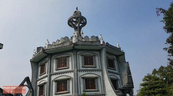 v9elytu 600x334 - Nhà thờ Bùi Chu – Nhà thờ nổi tiếng bậc nhất ở Nam Định