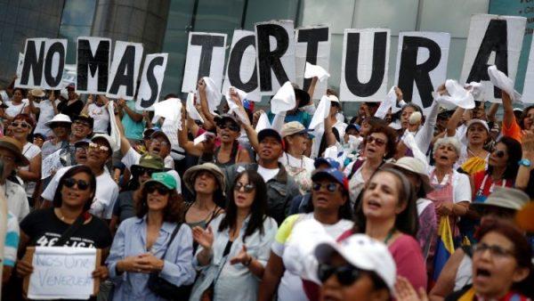 venezuela 600x338 - Ngày toàn quốc cầu nguyện cho cuộc khủng hoảng tại Venezuela