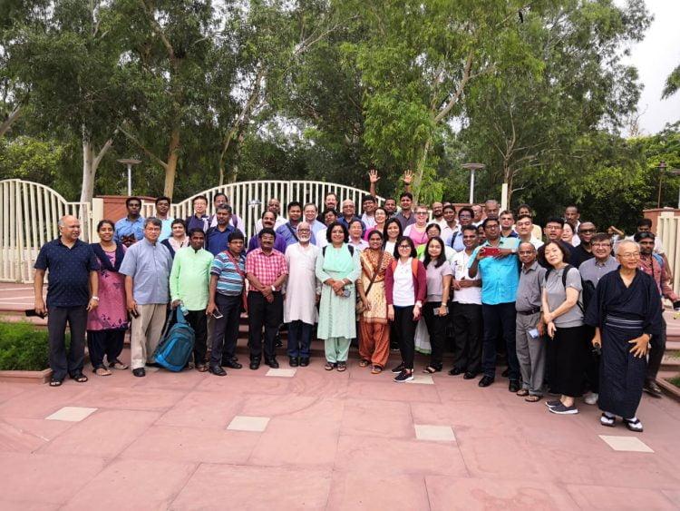09082019 121336 750x563 - Các nhà truyền thông Công giáo châu Á nghiên cứu vai trò truyền thông trong việc xây dựng cộng đoàn