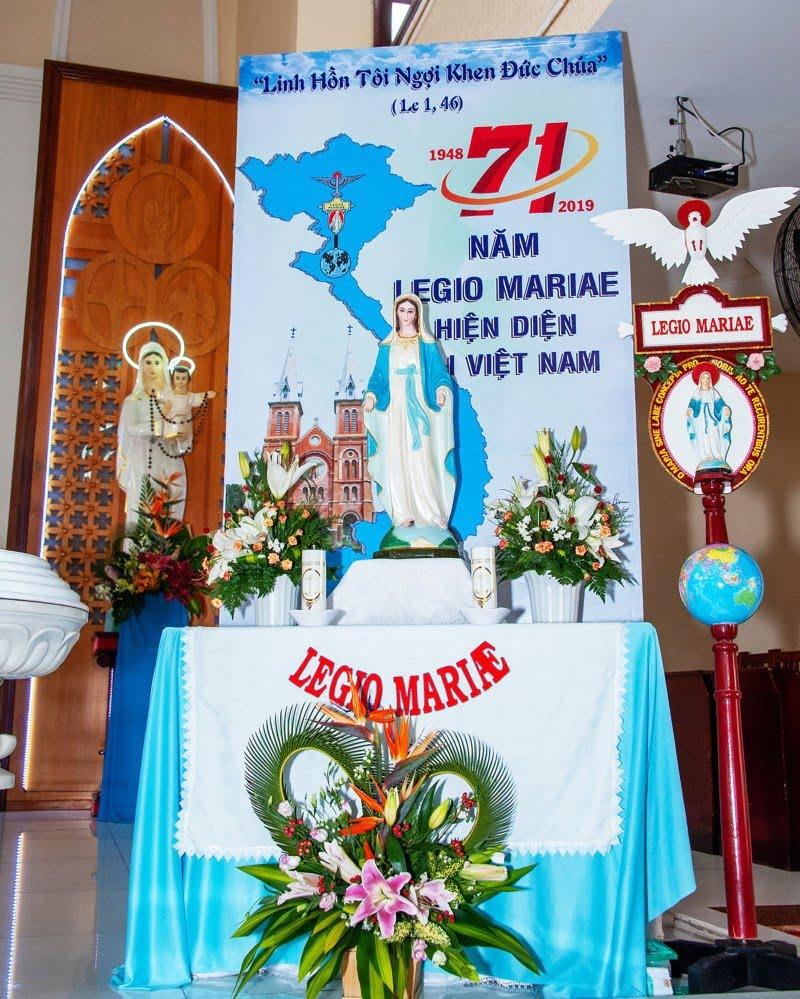 12082019 144519 1 - Legio Mariae Sài Gòn: Mừng Ngày Truyền Thống