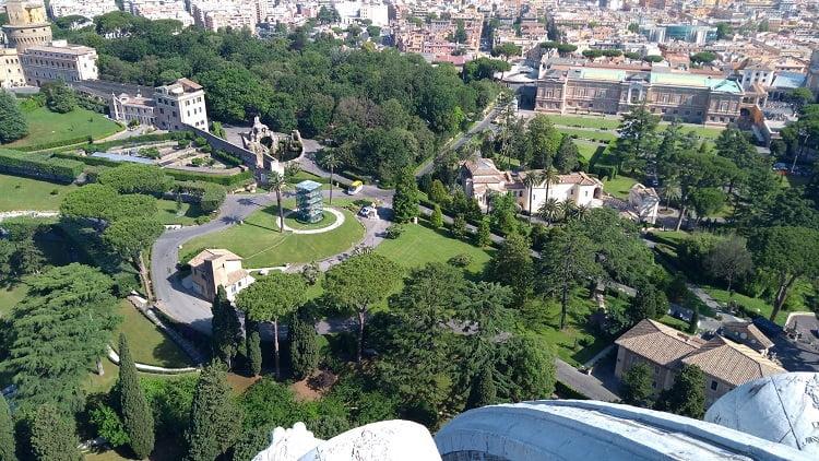 15082019 074551 - Các dự án quản lý môi trường của Quốc gia thành Vatican