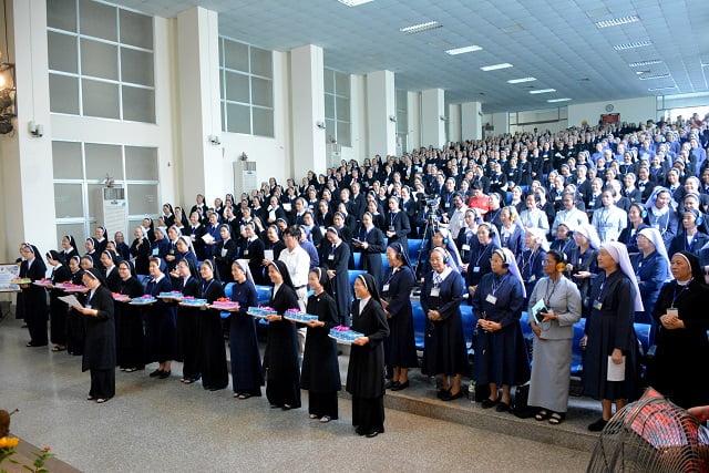 15601 dong men thanh gia mung 350 nam thanh lap 2 - Dòng Mến Thánh Giá VN khai mạc Năm Thánh mừng 350 năm thành lập