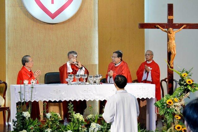 15601 dong men thanh gia mung 350 nam thanh lap 3 - Dòng Mến Thánh Giá VN khai mạc Năm Thánh mừng 350 năm thành lập