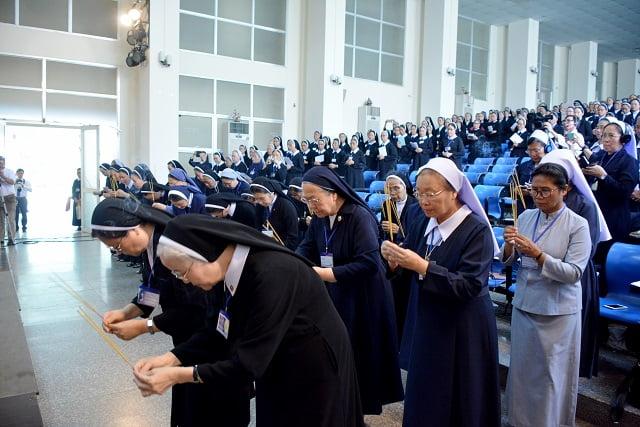 15601 dong men thanh gia mung 350 nam thanh lap 5 - Dòng Mến Thánh Giá VN khai mạc Năm Thánh mừng 350 năm thành lập