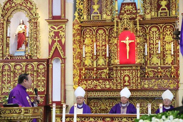 15956 cha khanh 9 - Thánh lễ an táng linh mục Phanxicô Xaviê Nguyễn Quốc Khánh