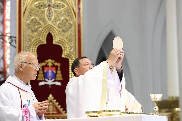 15971 khan dong mtg 21 - 39 nữ tu tuyên khấn trong Dòng Mến Thánh Giá Hà Nội: Một lần đoan hứa
