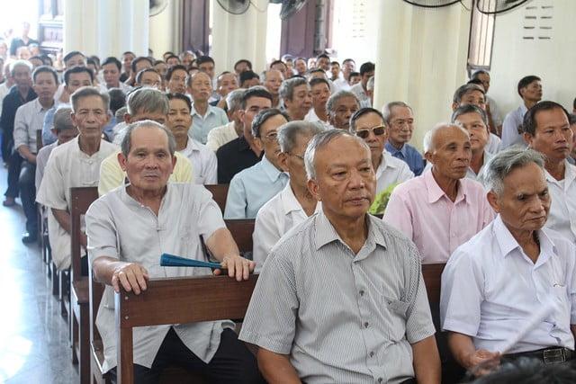 16060 ha thao6 - Thánh lễ giỗ 12 năm năm Đức Ông Giuse Đích Nguyễn Ngọc Oánh: Vị tông đồ nhiệt thành của Chúa