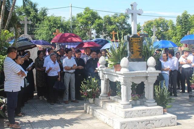 16060 ha thao7 - Thánh lễ giỗ 12 năm năm Đức Ông Giuse Đích Nguyễn Ngọc Oánh: Vị tông đồ nhiệt thành của Chúa