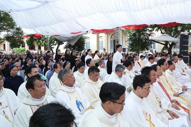 16080 nam thanh 12 - Dòng Mến Thánh Giá Hà Nội khai mạc Năm Thánh mừng 350 năm hồng ân