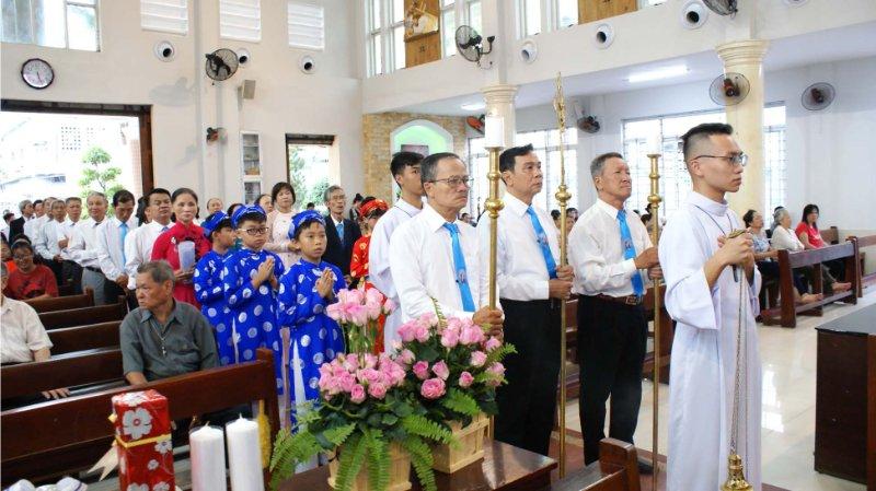 16082019 083838 - Giáo xứ Tân Việt: Bổn mạng giáo họ Mông Triệu