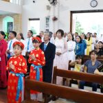 16082019 084622 2 150x150 - Giáo xứ Tân Việt: Bổn mạng giáo họ Mông Triệu