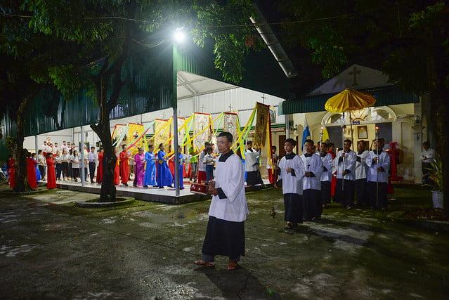 16099 lai yen 2 - Thiếu nhi giáo xứ Lại Yên mừng lễ Thánh Bổn mạng Pi-ô X
