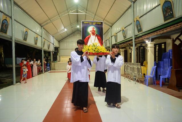 16099 lai yen 3 - Thiếu nhi giáo xứ Lại Yên mừng lễ Thánh Bổn mạng Pi-ô X