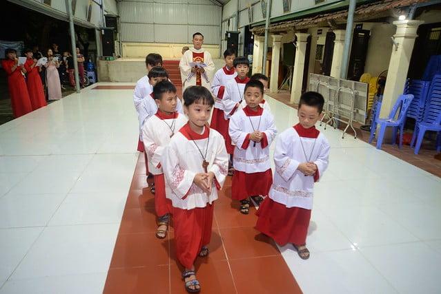 16099 lai yen 4 - Thiếu nhi giáo xứ Lại Yên mừng lễ Thánh Bổn mạng Pi-ô X