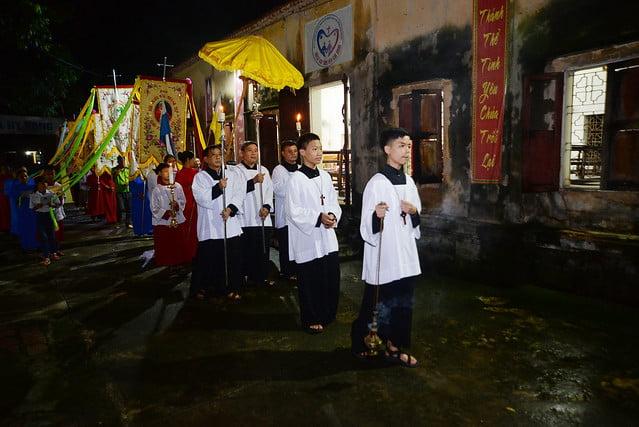 16099 lai yen 5 - Thiếu nhi giáo xứ Lại Yên mừng lễ Thánh Bổn mạng Pi-ô X
